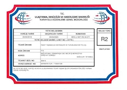 R2 Authorization Certificate